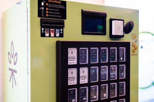 CBD Automat Bregenz