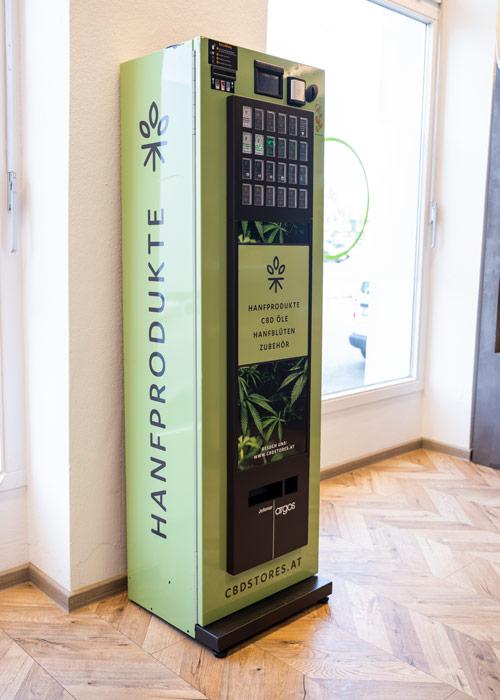 CBD automaten Vorarlberg
